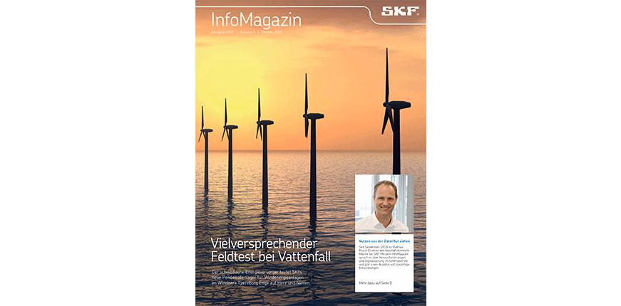 SKF Infomagazin Ausgabe Oktober 2018