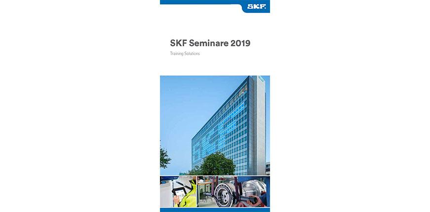 SKF Seminarprogramm 2019 Ludwig Industriebedarf Blog