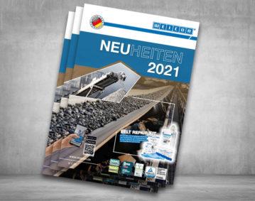 Weicon neue Produkte 2021